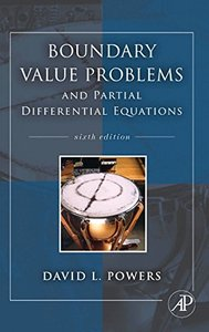 Boundary Value Problems: and Partial Differential Equations, 6/e (Hardcover)