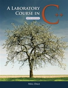 A Laboratory Course in C++, 5/e (Paperback)-cover