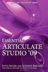 Essential Articulate Studio '09 (Paperback)-cover