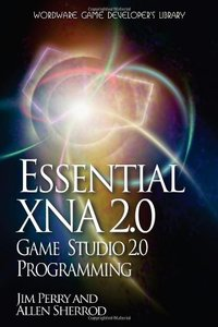 Essential XNA Game Studio 2.0 Programming (Paperback)-cover