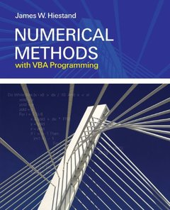 Numerical Methods with VBA Programming (Paperback)-cover