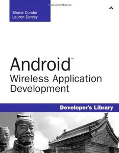 Android Wireless Application Development (Paperback)-cover
