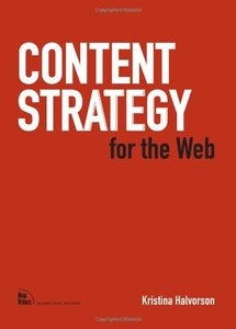 Content Strategy for the Web (Paperback)-cover