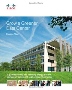 Grow a Greener Data Center (Paperback)-cover