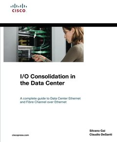I/O Consolidation in the Data Center (Paperback)-cover