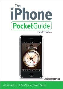 The iPhone Pocket Guide, 4/e (Paperback)-cover