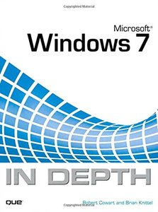 Microsoft Windows 7 In Depth (Paperback)-cover