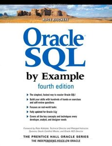 Oracle SQL By Example, 4/e (Paperback)-cover