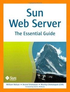 Sun Web Server: The Essential Guide (Paperback)-cover