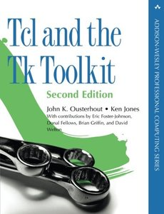 Tcl and the Tk Toolkit, 2/e (Paperback)-cover