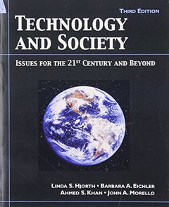 Technology and Society, 3/e (Paperback)-cover