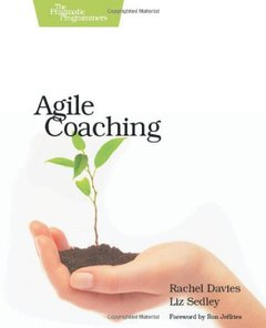 Agile Coaching (Paperback)-cover