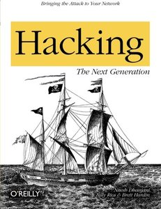 Hacking: The Next Generation (Paperback)-cover