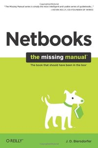 Netbooks: The Missing Manual (Paperback)-cover