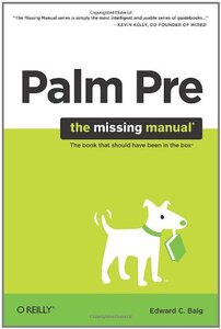 Palm Pre: The Missing Manual (Paperback)-cover