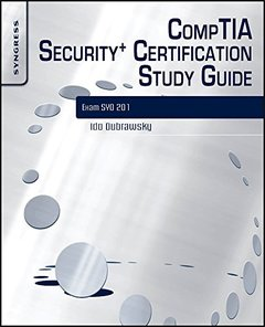 CompTIA Security+ Certification Study Guide, 3/e: Exam SY0-201 (Paperback)-cover