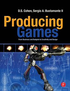 Producing Games (Paperback)-cover