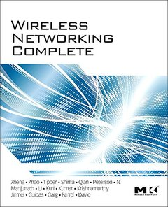 Wireless Networking Complete (Hardcover)-cover