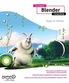 Foundation Blender Compositing (Paperback)-cover