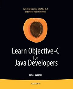 Learn Objective-C for Java Developers (Paperback)-cover