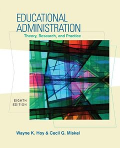 Educational Administration: Theory, Research, and Practice, 8/e (Paperback)