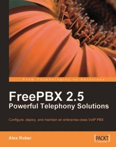 FreePBX 2.5 Powerful Telephony Solutions (Paperback)-cover