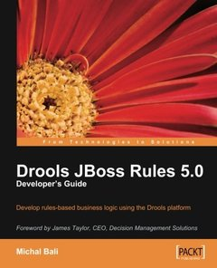 Drools JBoss Rules 5.0 Developer's Guide (Paperback)-cover