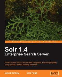 Solr 1.4 Enterprise Search Server (Paperback)-cover