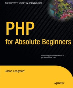 PHP for Absolute Beginners-cover