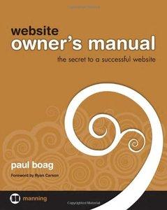 Website Owner's Manual (Paperback)