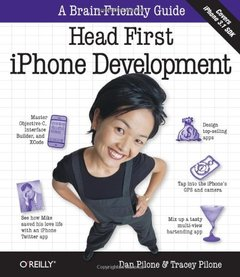Head First iPhone Development: A Learner's Guide to Creating Objective-C Applications for the iPhone (Paperback)-cover