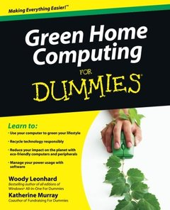 Green Home Computing For Dummies (Paperback)-cover