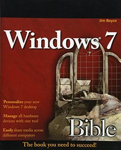 Windows 7 Bible (Paperback)-cover