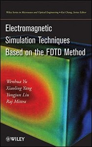 Electromagnetic Simulation Techniques Based on the FDTD Method (Hardcover)-cover