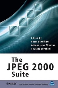 The JPEG 2000 Suite (Hardcover)-cover