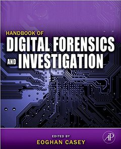 Handbook of Digital Forensics and Investigation (Paperback)-cover