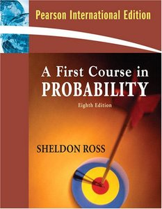 A First Course in Probability, 8/e (IE-Paperback)-cover