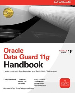 Oracle Data Guard 11g Handbook (Paperback)-cover