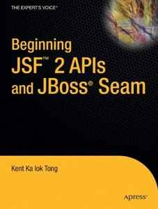 Beginning JSF 2 APIs and JBoss Seam (Paperback)-cover