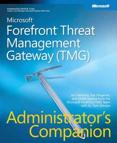 Microsoft Forefront Threat Management Gateway (TMG) Administrator's Companion (Paperback)-cover