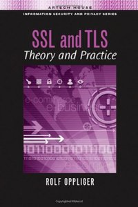 Ssl and Tls: Theory and Practice (Hardcover)-cover