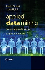 Applied Data Mining for Business and Industry, 2/e (Paperback)-cover