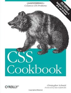 CSS Cookbook, 3/e (Paperback)-cover