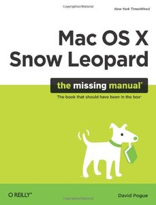 Mac OS X Snow Leopard: The Missing Manual (Paperback)-cover