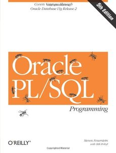 Oracle PL/SQL Programming, 5/e (Paperback)-cover