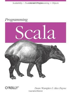 Programming Scala (Paperback)-cover