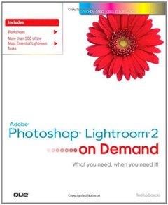 Adobe Photoshop Lightroom 2 on Demand (Paperback)-cover