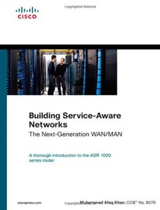 Building Service-Aware Networks: The Next-Generation WAN/MAN (Hardcover)-cover
