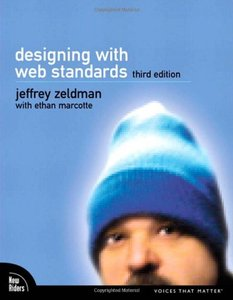 Designing with Web Standards, 3/e (Paperback)-cover