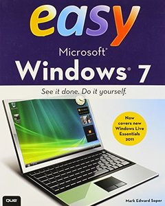 Easy Microsoft Windows 7 (Paperback)-cover